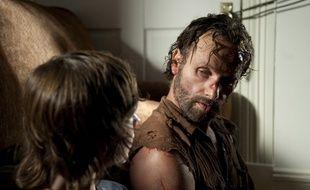 «The Walking Dead» a pour l'instant épargné son héros Rick, pour l'instant...