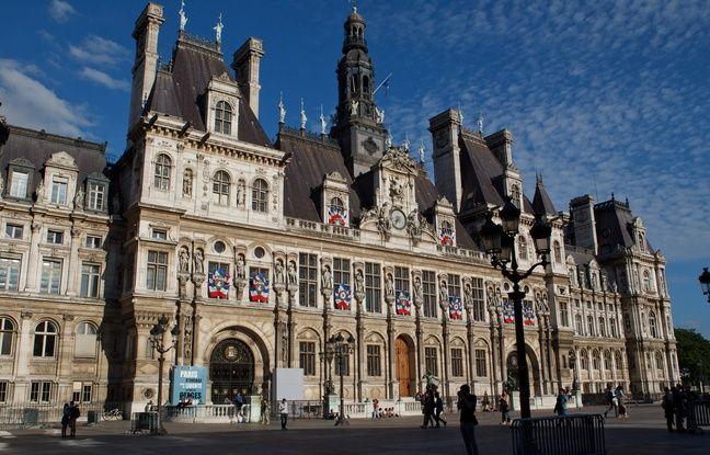 Paris les quatre premiers arrondissements sont regroup s et plus de pouvoi - Statut de la ville de paris ...