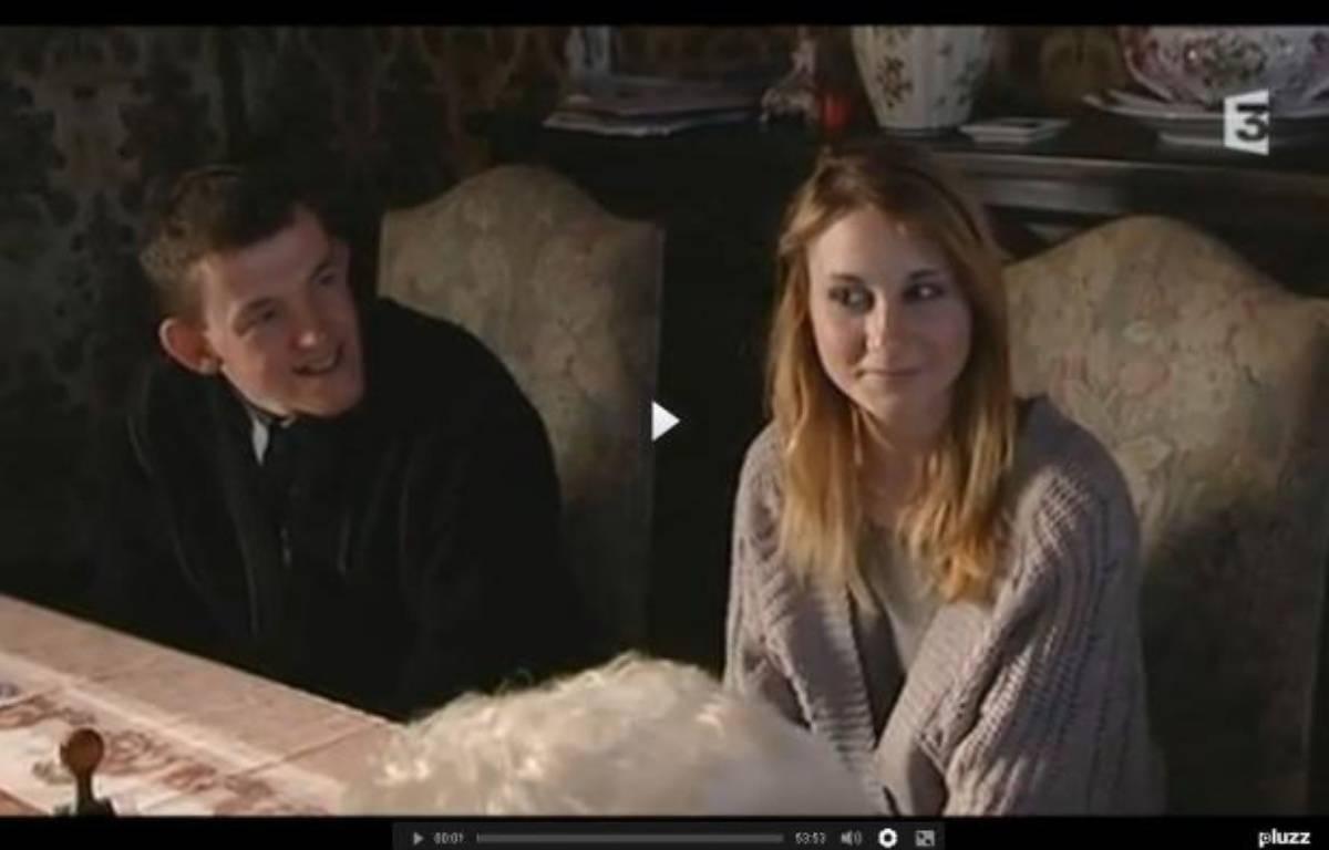 «Recherche bergère désespérément», diffusé lundi 2 juillet sur France 3 est disponible en Replay sur Pluzz.   – Capture d'écran sur Pluzz