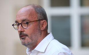 Jean-Laurent Félizia, tête de liste de la coalition de gauche, a décidé de se retirer