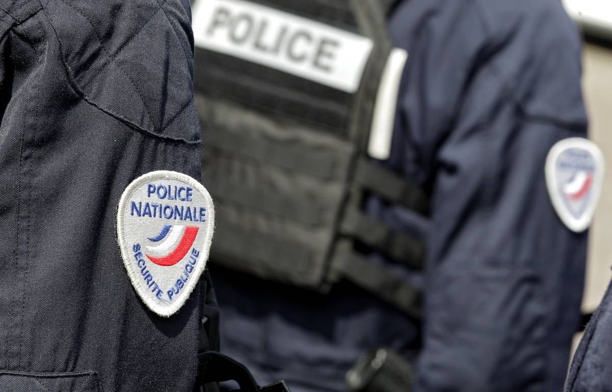Illustration police nationale. – M.Libert/20 Minutes