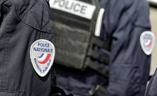 Illustration police nationale.