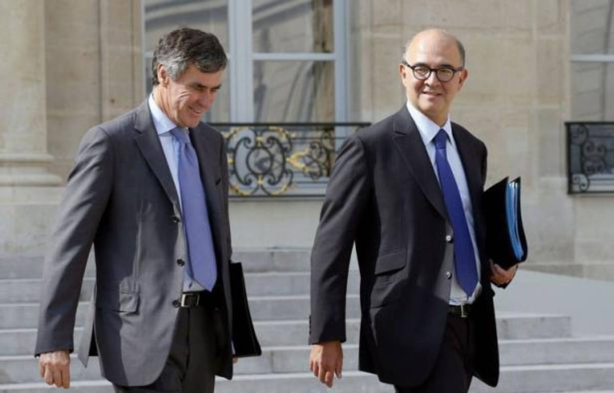 """La promesse de créer une taxe à 75% sur les revenus dépassant un million d'euros par an, faite par le président François Hollande avant son élection, sera """"strictement respectée"""", a déclaré vendredi à l'AFP le ministre des Finances Pierre Moscovici. – Patrick Kovarik afp.com"""