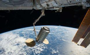 Une capsule Cygnus avait déjà été amarrée à l'ISS en octobre 2016