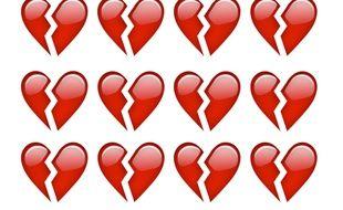 Vie et mort d'une histoire d'amour sur les réseaux sociaux.