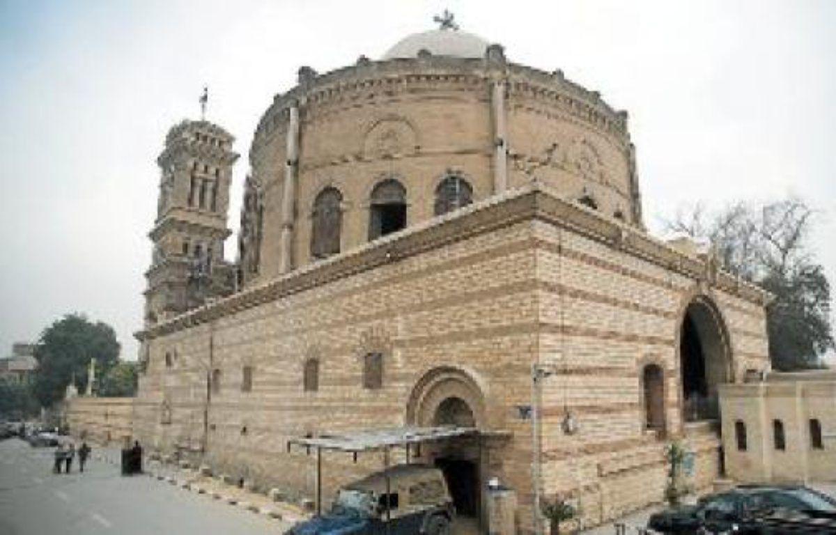 Les coptes craignent que les tensions entre chrétiens et musulmans ne remontent après la victoire de Mohammed Morsi à la présidentielle, dimanche (ici, l'église Saint-Jean, au Caire). –  V. WARTNER / 20 MINUTES