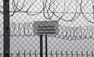 La frontière serbo-hongroise.