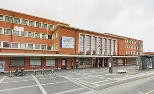 La gare de Douai.