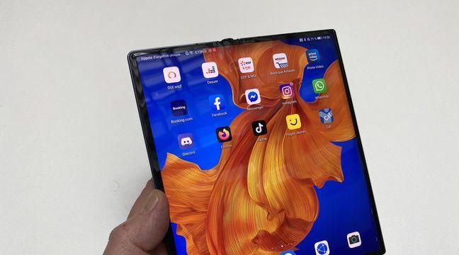 Le nouveau Huawei pliable vaut-il vraiment deux Smics ?