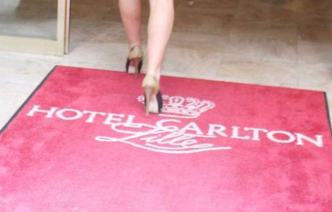 ontmoeten hotel escort dans