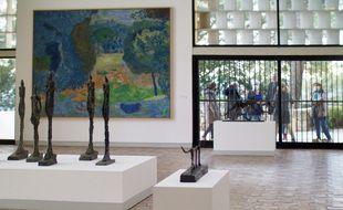 La Fondation Maeght a rouvert et se prépare à dérouler le tapis rouge à la famille Giacometti