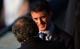 Manuel Valls à Berlin le 6 juin.