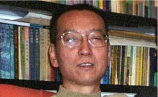 Liu Xiaobo, en octobre 2002.