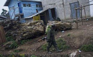 Les mutins du M23, dont des bases ont été visées la veille par des tirs d'hélicoptères de l'armée congolaise et de l'ONU dans l'est de la République démocratique du Congo, ont menacé vendredi de reprendre des villes qu'ils avaient quittées.