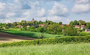 Le village de Cassel, dans le Nord.