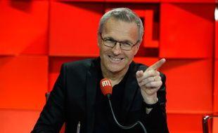 Laurent Ruquier, animateur des «Grosses Têtes» sur RTL