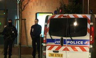 Intervention à Argenteuil, projet d'attentat déjoué