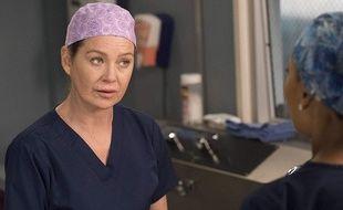 Ellen Pompeo dans «Grey's Anatomy»