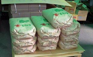 Une entreprise japonaise a annoncé jeudi la mise au point et la commercialisation d'un dispositif qui permet d'évaluer en 10 secondes la radioactivité contenue dans un sac de 30 kg de riz, un gain de temps qui permettra d'effectuer des contrôles systématiques très attendus.