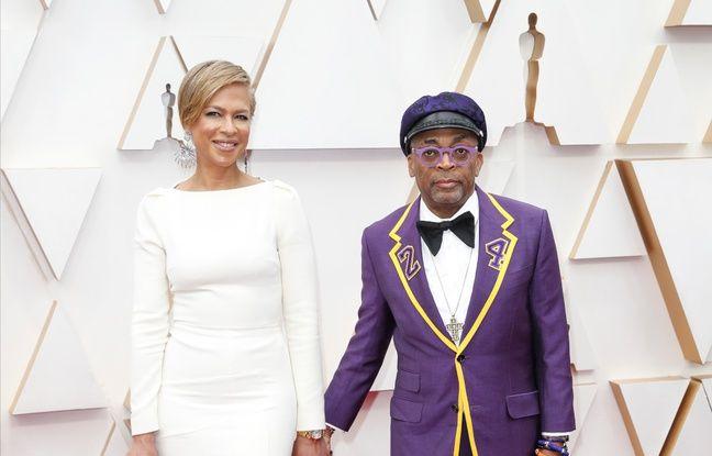 VIDEO. Spike Lee rend hommage à Kobe Bryant sur le tapis rouge des Oscars