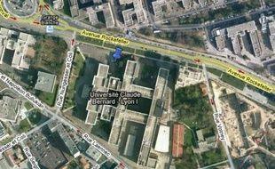 La faculté de médecine de Lyon