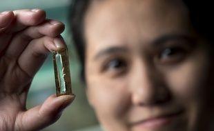 Grâce à une erreur de manipulation, Mya Le Thai a créé une batterie ultra puissante, supportant 200.000 cycles de chargement et déchargement.