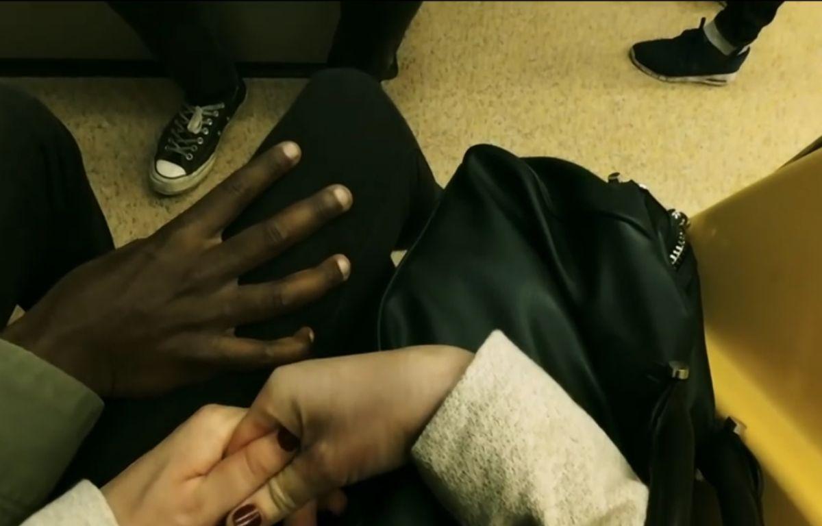 """Capture d'écran du film """"Dans la peau d'une fille"""" réalisé par François Philau, un agent immobilier de 25 ans. – The Good Mind"""