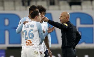 Florian Thauvin a écopé d'un carton rouge face à Lille, après un tacle violent sur le Lillois Youssouf Koné.