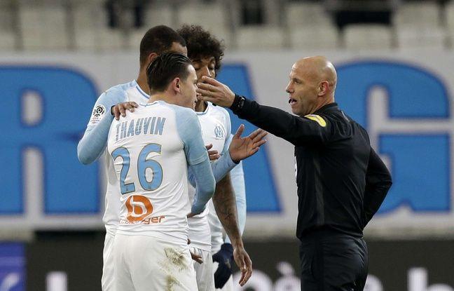 OM: Florian Thauvin présente ses excuses après avoir traité les arbitres de «clochards»