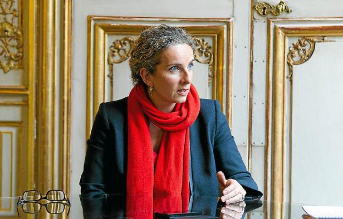La ministre de l'Ecologie, Delphine Batho, le 5 février 2013 à Paris. – V.Wartner / 20 Minutes