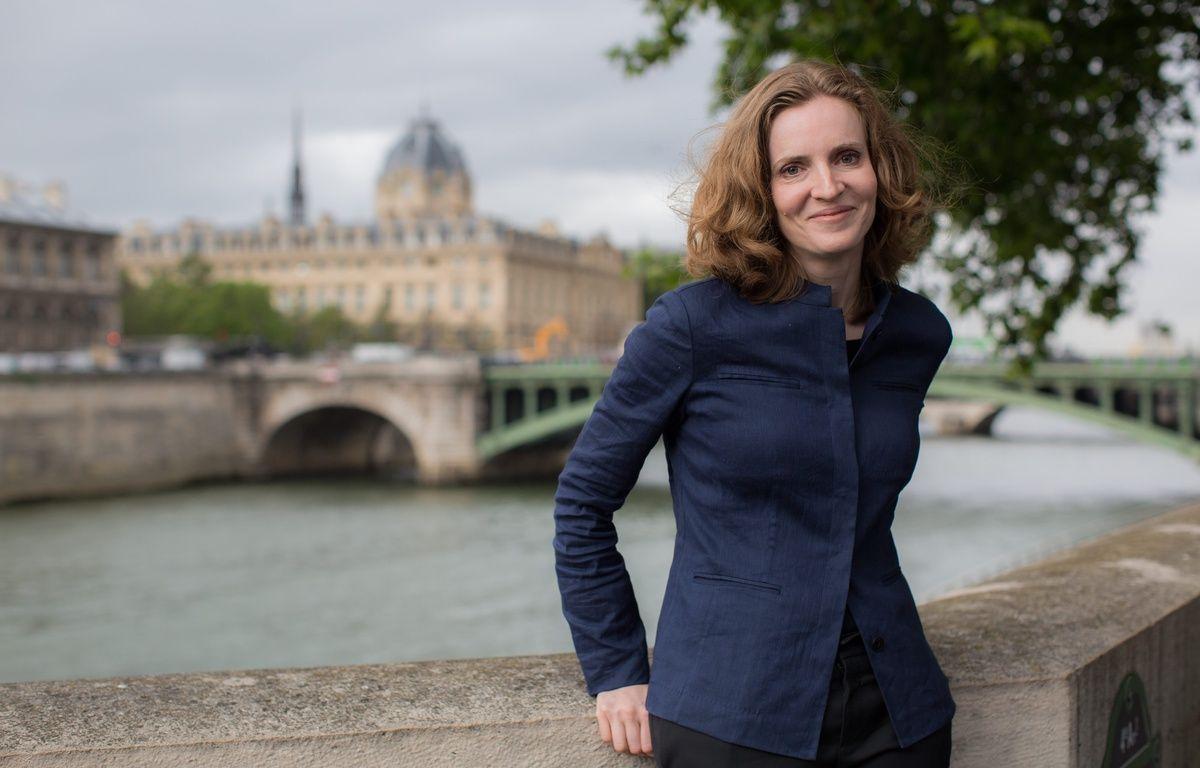 NKM le 20 mai 2015 à Paris – ROMUALD MEIGNEUX/SIPA