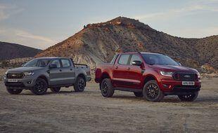 Ford Ranger Wolftrack & Stormtrack