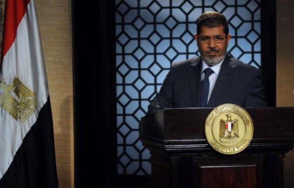 Le président égyptien élu, Mohamed Morsi, va prêter serment samedi devant la Haute cour constitutionnelle, a annoncé la présidence dans un communiqué jeudi soir, après une polémique avec l'armée sur la procédure à suivre pour le transfert du pouvoir. –  afp.com