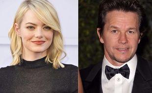 Emma Stone est l'actrice la mieux payée en 2017... Pourtant loin derrière Mark Wahlberg !
