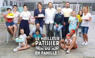 Une nouvelle déclinaison plus familiale du «Meilleur Pâtissier» avant les fêtes