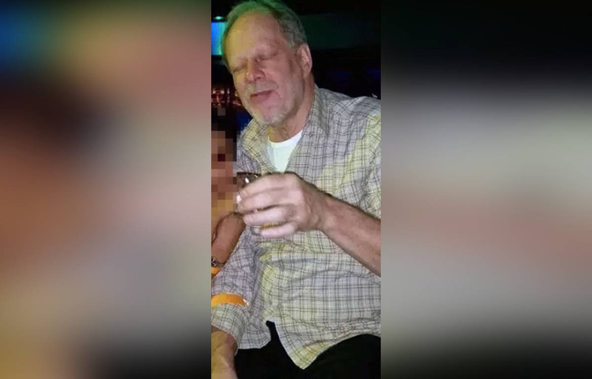 Le suspect de la fusillade de Las Vegas, Stephen Paddock (photo Facebook). – Shutterstock/SIPA
