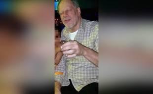 Le suspect de la fusillade de Las Vegas, Stephen Paddock (photo Facebook).