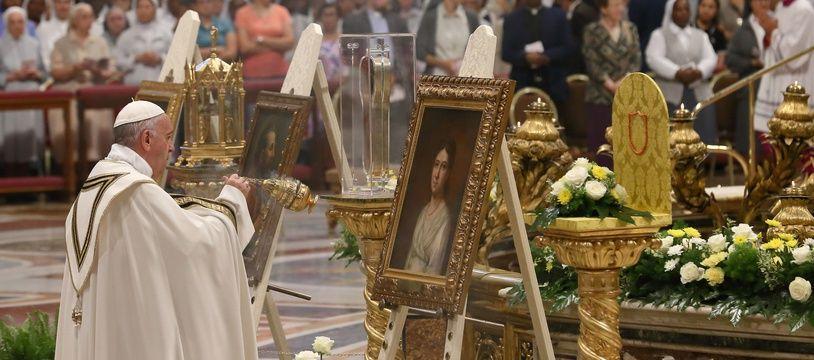 La pape François a ouvert la voie à la béatification de la Lyonnaise Pauline Jaricot.