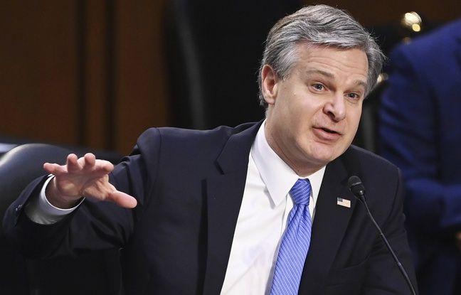 648x415 patron fbi christopher wray auditionne devant commission senat americain attaque capitole 2 mars 2021