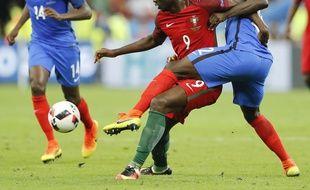 Le remplaçant Eder a permis au Portugal de battre la France et remporter l'Euro (1-0 ap), le 10 juillet 2016 au Stade de France.