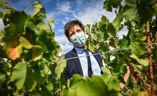 Julien Denormandie est le ministre de l'Agriculture depuis juillet.