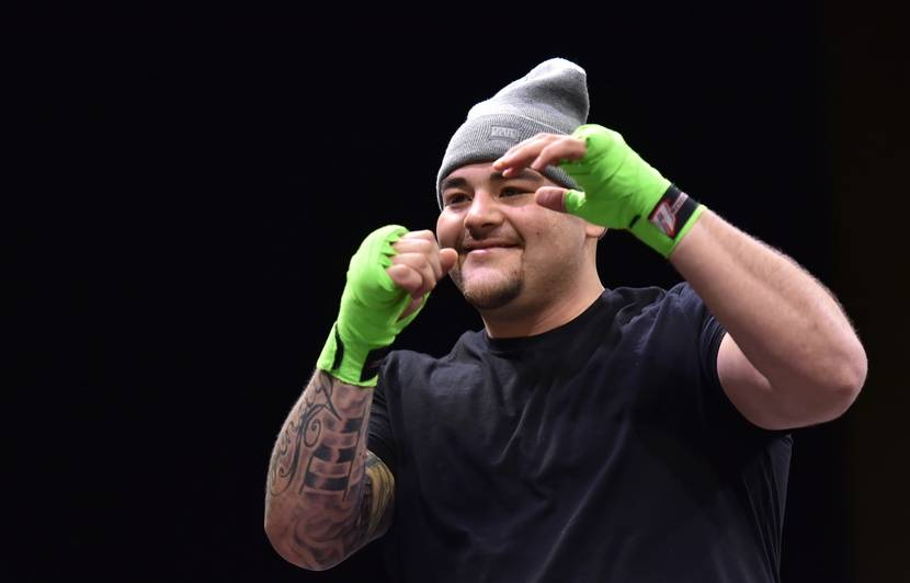 Joshua-Ruiz: Snickers, burgers et crochets dévastateurs… Andy Ruiz, le «grassouillet» qui a secoué la boxe mondiale