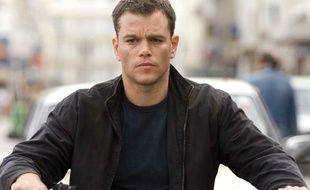 Matt Damon dans «La Vengeance dans la peau».