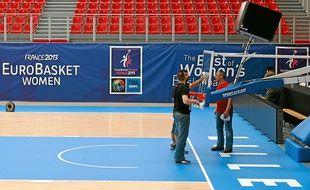 Du 20 au 24 juin, le Palais des Sports Saint-Sauveur va accueillir neuf rencontres de l'Euro féminin de basket.