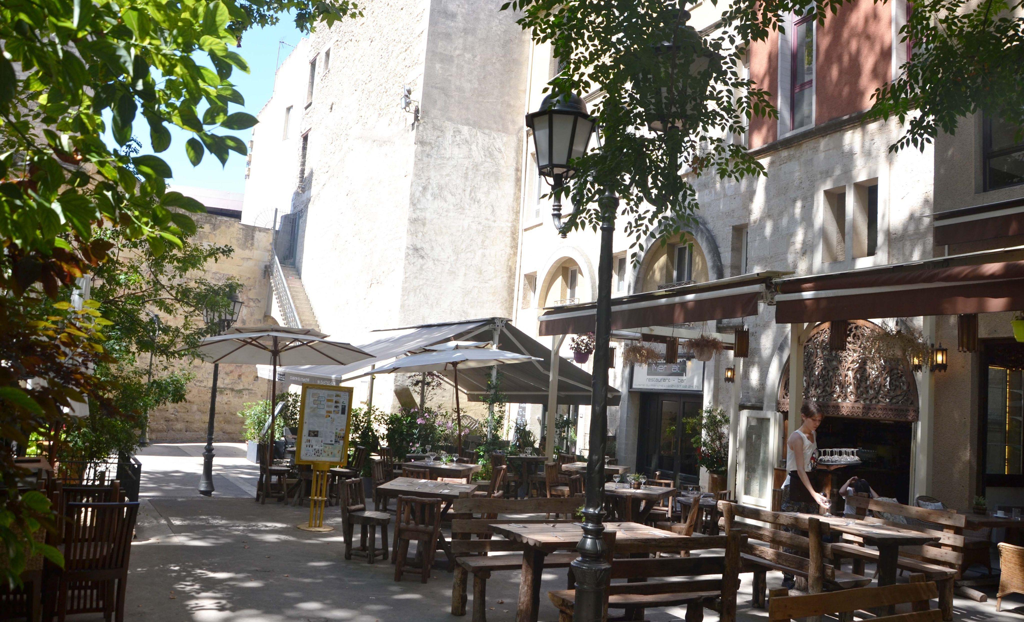 Restaurant Tour Babote Montpellier