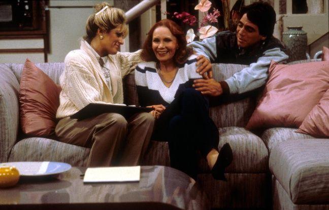 Aux côtés de Judith Light et Tony Danza dans un des principaux décors du soap