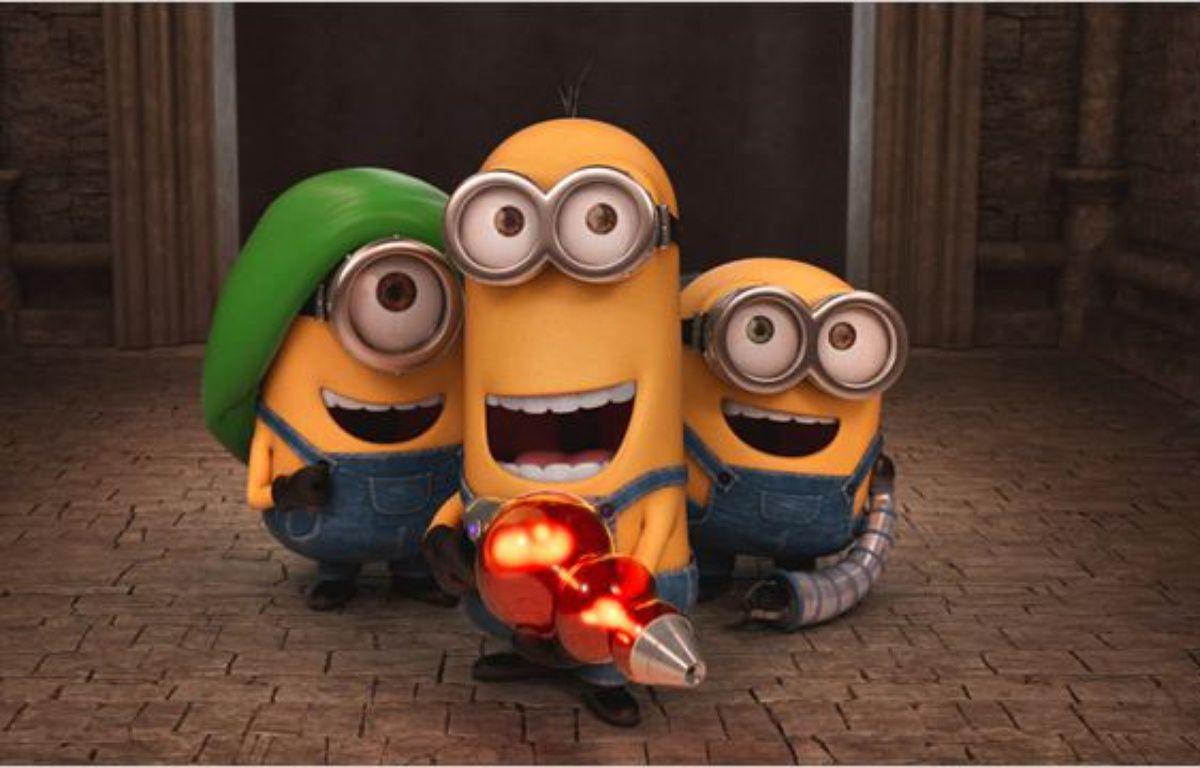 Les Minions – Universal Pictures