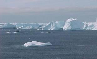 Si les glaces de l'Antarctique fondaient entièrement, le niveau de la mer s'élèverait de 57 mètres...