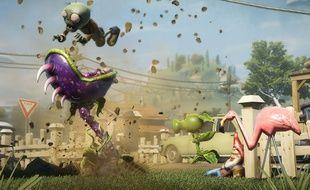 «Plantes vs. Zombies : Garden Warfare»