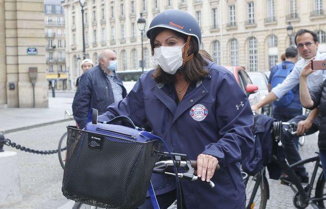 Paris: Anne Hidalgo a été testée positive au coronavirus